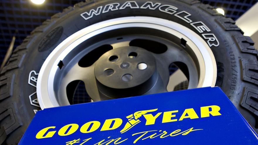Goodyear compra por 2.300 millones a su rival Cooper