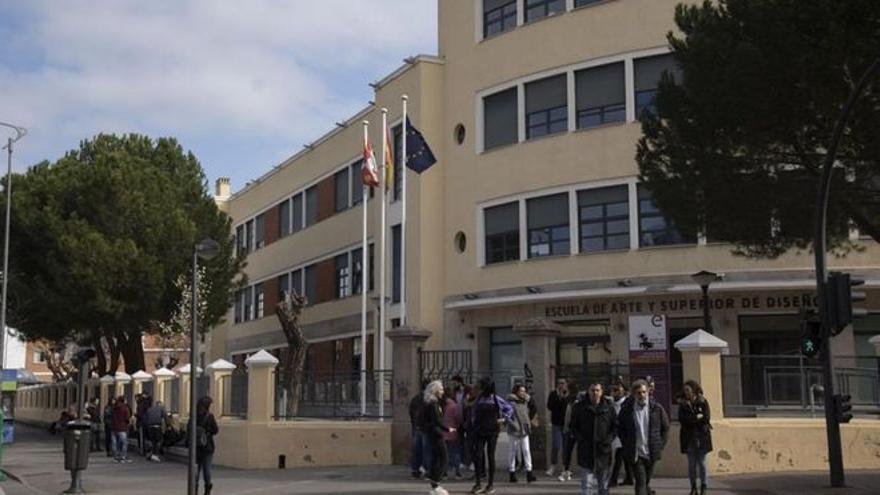 La escuela de arte de Zamora abre el plazo de admisión de alumnos hasta el próximo 9 de junio