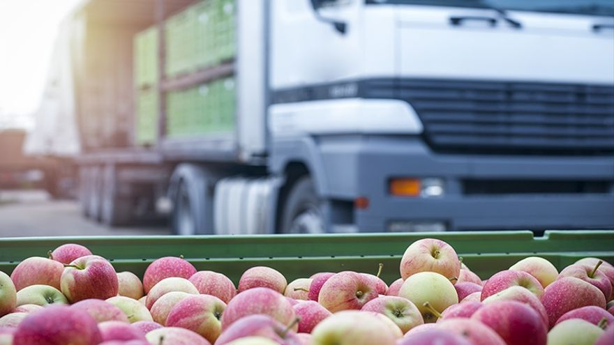 Dos detenidos por robar comida de un camión de congelados en Gran Canaria