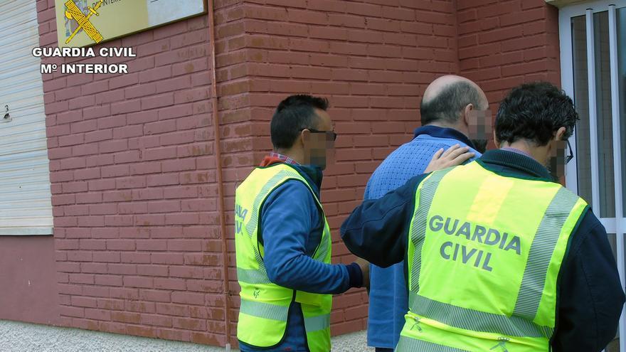 Detienen a un experimentado delincuente en Cabo de Palos especializado en robar a ancianos