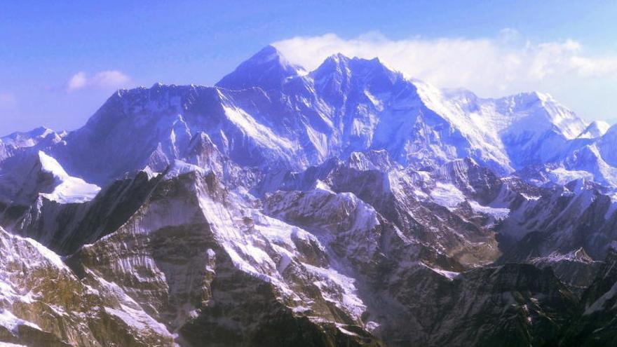 Sobrevive en el Himalaya 47 días a base de agua y sal