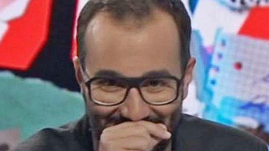Un presentador de TV3 la lía por un comentario sobre el catalán