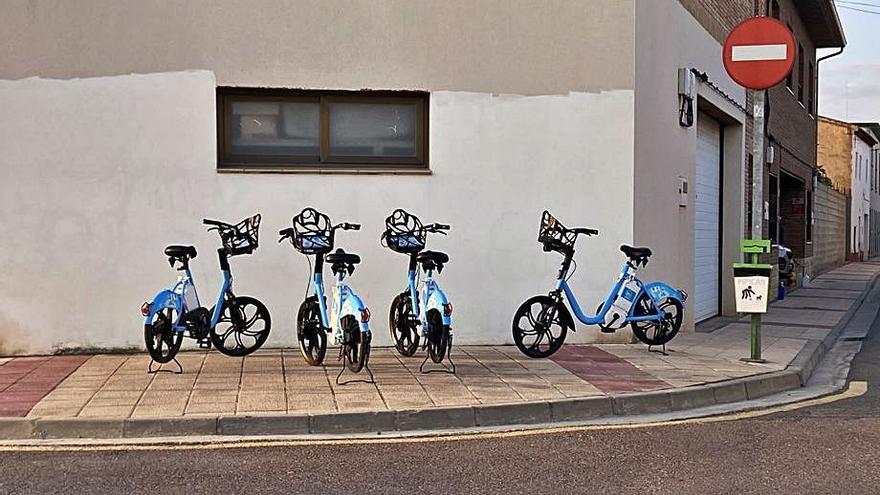 Gran acogida al servicio de alquiler de bicicletas