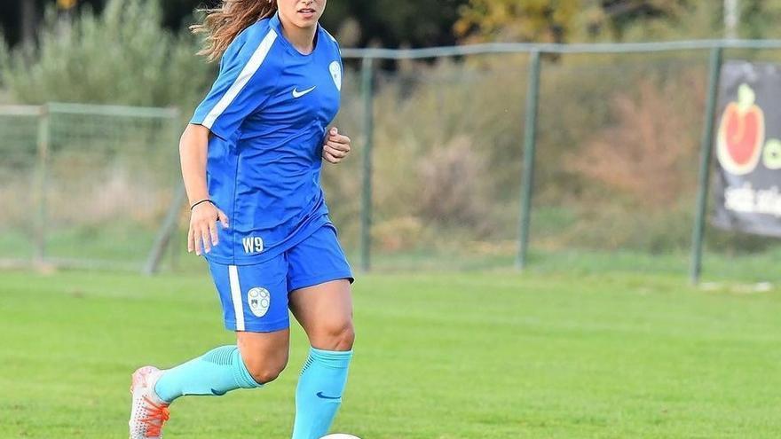 Sara Ketis, cuarto fichaje del Zaragoza CFF