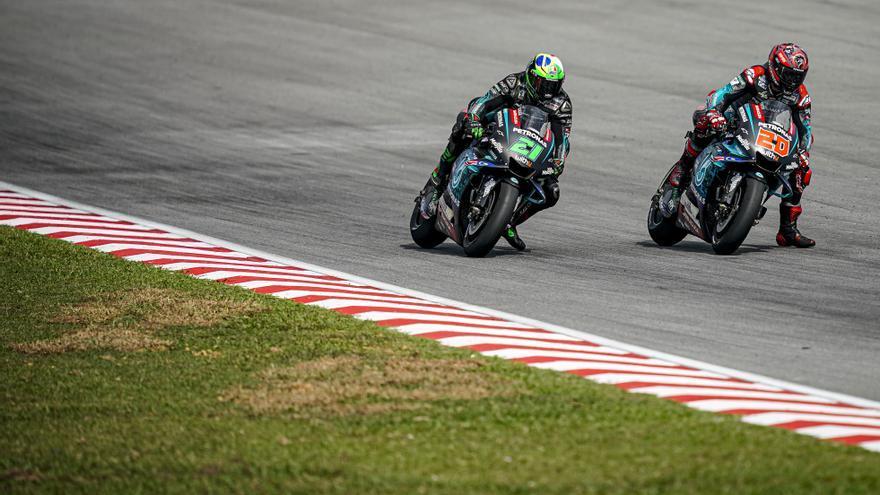 Morbidelli sube al equipo oficial Yamaha y Dovizioso le reemplaza en el satélite