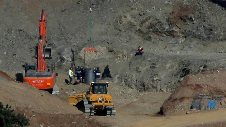 Última hora Julen: los mineros asturianos comienzan el rescate ante los ánimos de los testigos