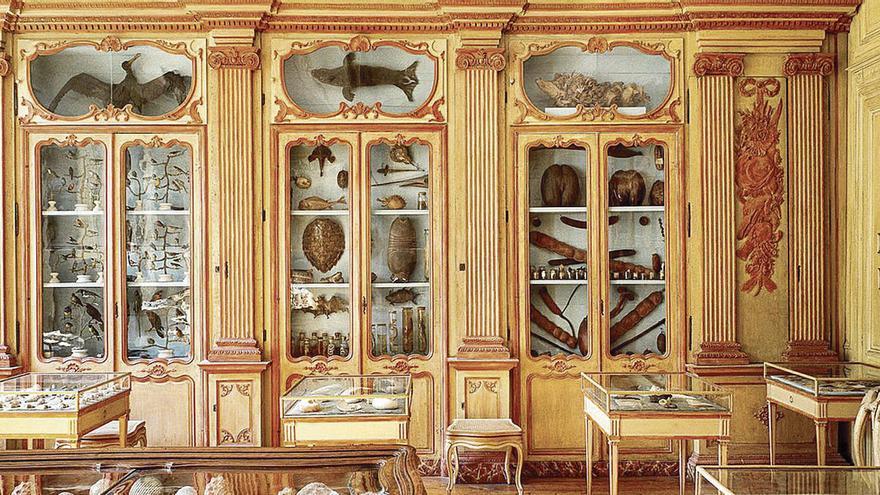 Salas llenas de tesoros