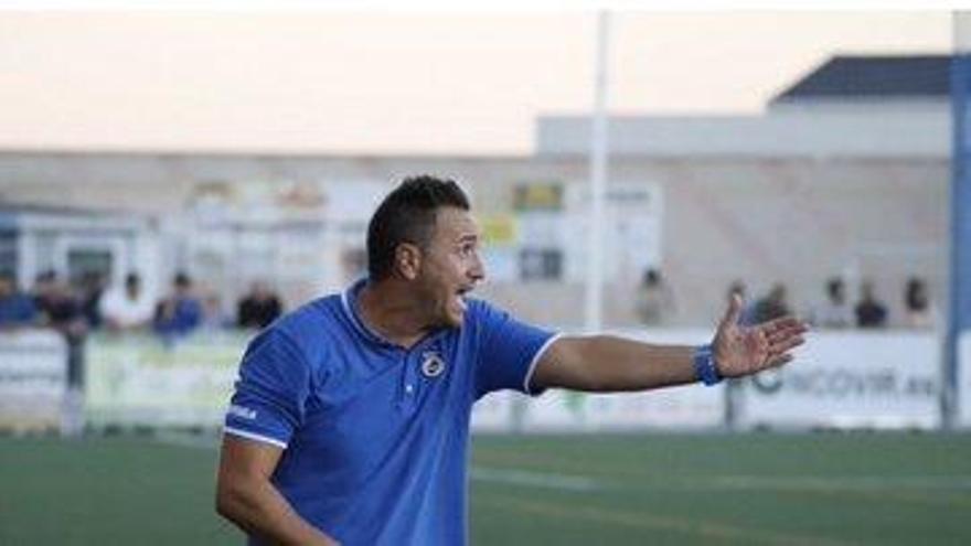 Jordi Roger, nuevo entrenador del Atlético Baleares