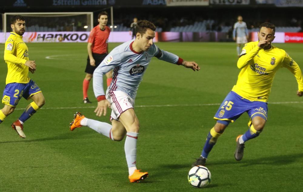 Celta de Vigo - Las Palmas en Liga