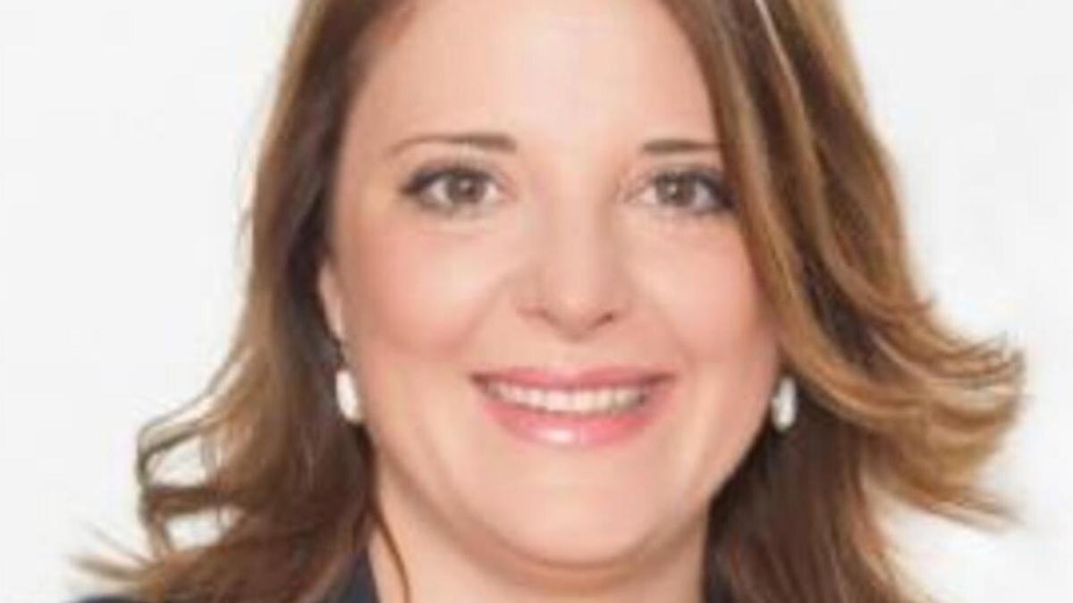 Ana María González Herdaro, la alcaldesa de Llaurí que dio positivo en un control de alcoholemia.