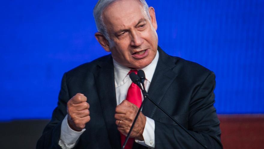 """Netanyahu compara su juicio por corrupción con un """"golpe de Estado"""""""
