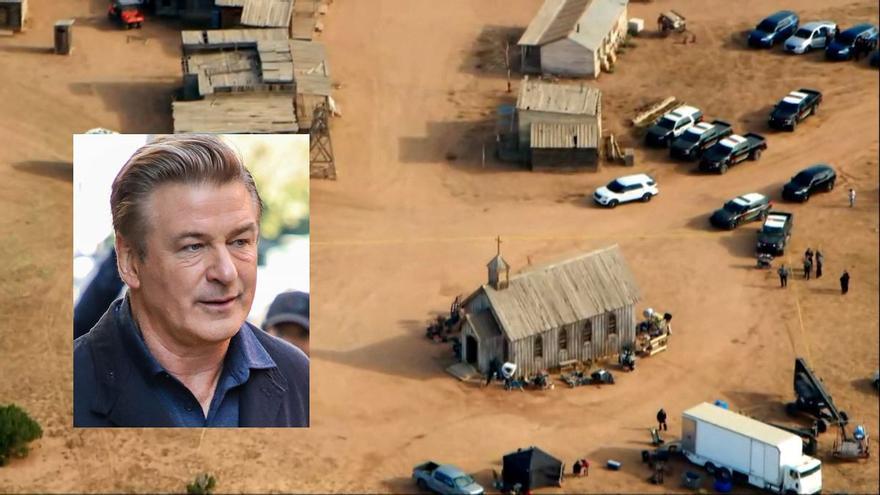 Baldwin assajava un tret cap a la càmera quan va disparar mortalment la directora de fotografia