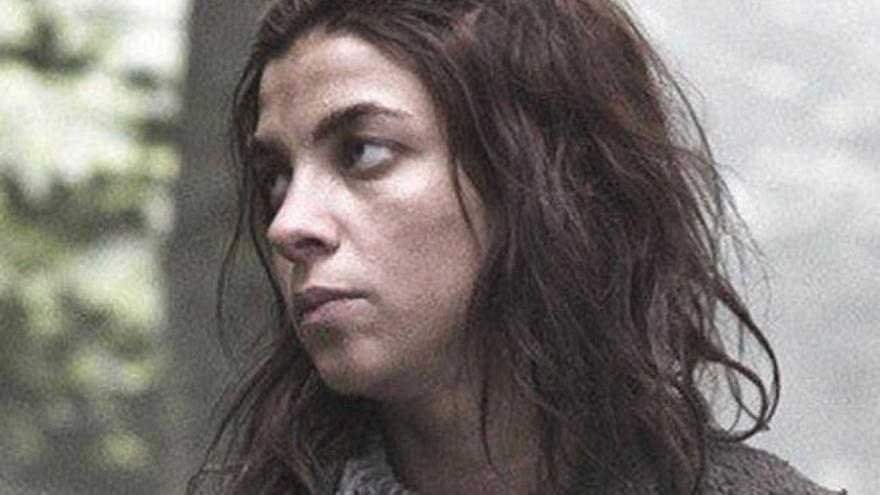 La actriz española de 'Juego de Tronos' rueda en Barcelona