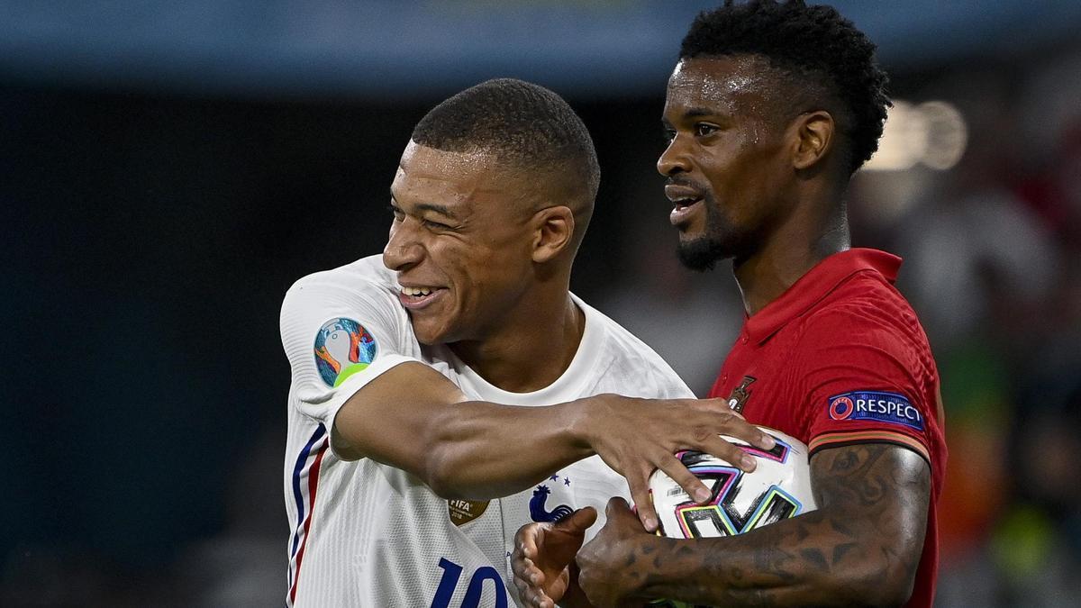 Portugal y Francia estarán en los octavos.
