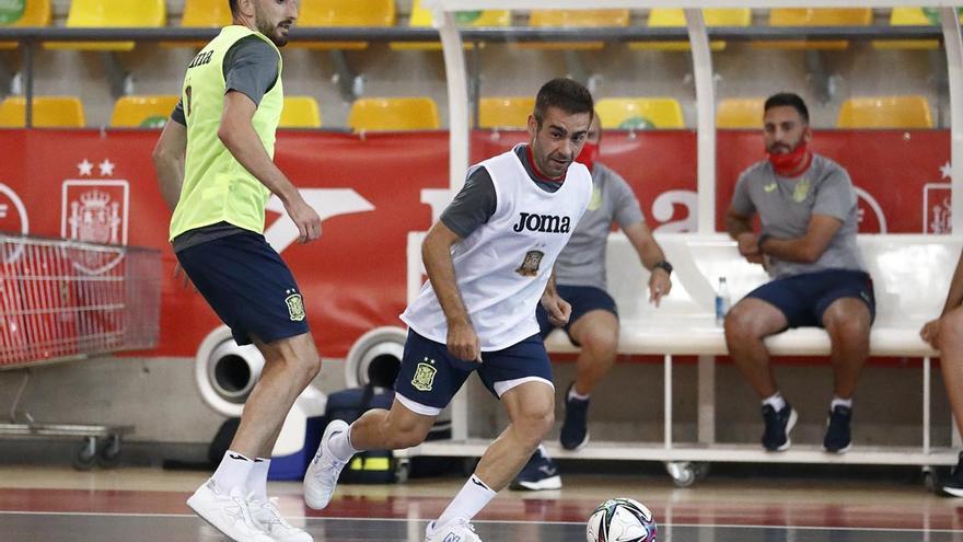 España, con tres cordobeses, pone el foco en el Mundial de fútbol sala