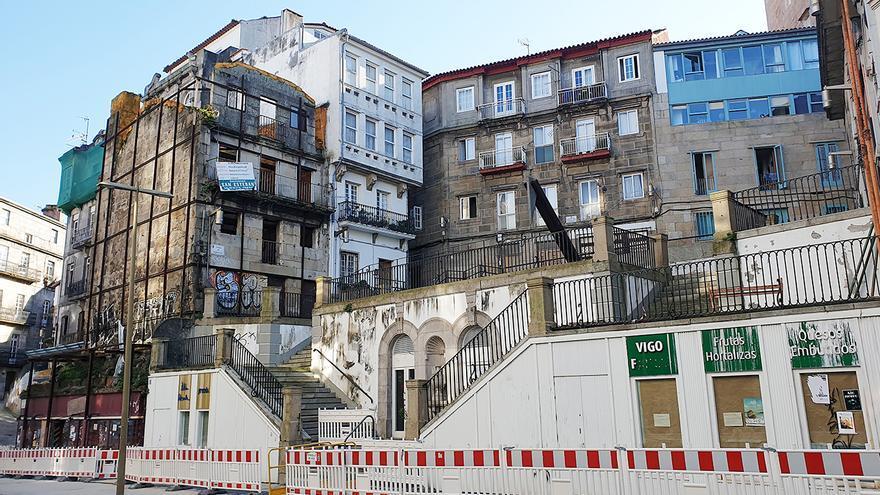 El renacer del casco histórico, a prueba de virus: luz verde a la reforma de un edificio en Elduayen