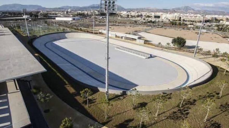 Podemos San Vicente denuncia la gestión municipal del velódromo
