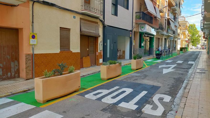 L'Eliana sigue apostando por la movilidad sostenible y la pacificación del tráfico