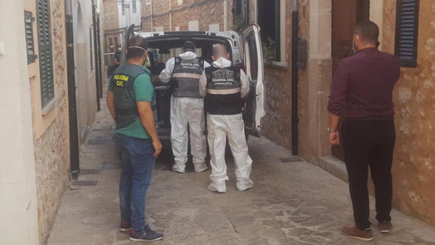 Troben els cadàvers d'un home i una dona en una casa a Mallorca
