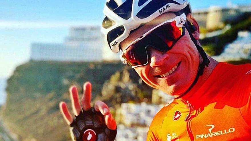 D'escollir Girona com a porta d'entrada al ciclisme d'elit a fitxar Chris Froome
