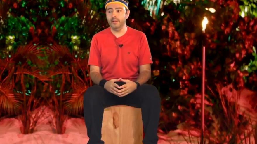 Darío (Palante Producciones) llega a 'La Isla de las Tentaciones'