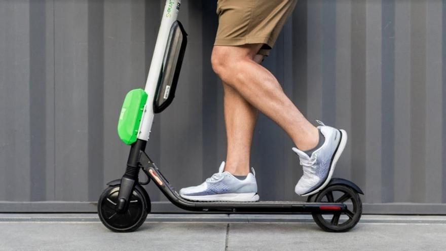 Primera condena por el uso de un patinete eléctrico: 60 días de trabajos sociales