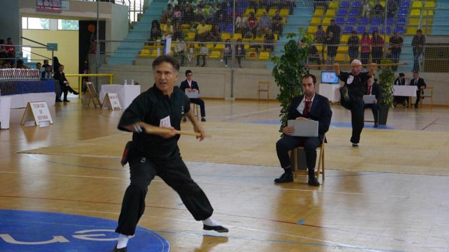 Medallas para Córdoba en el VI Campeonato de Kung-Fu Moderno y Tradicional