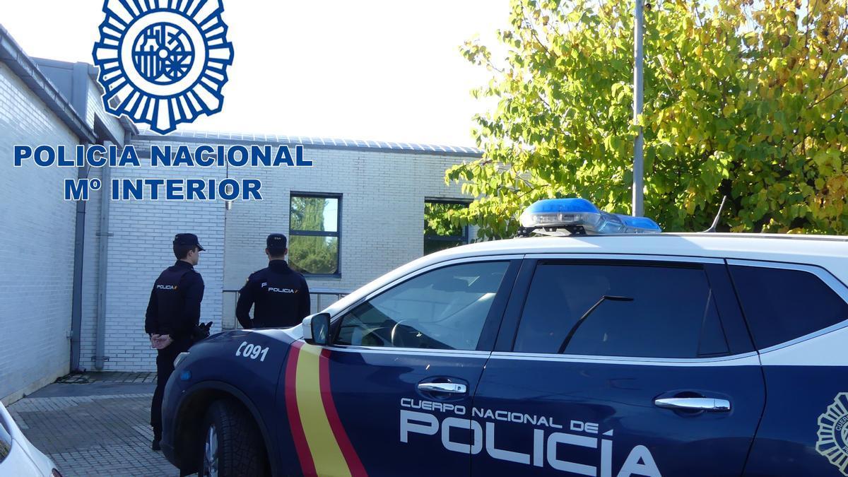 Agentes de la Policía Nacional de Manacor arrestaron al individuo.