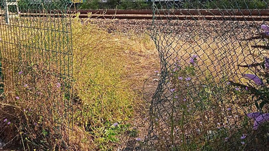Los viajeros alertan: falta control en la estación de Renfe de La Felguera