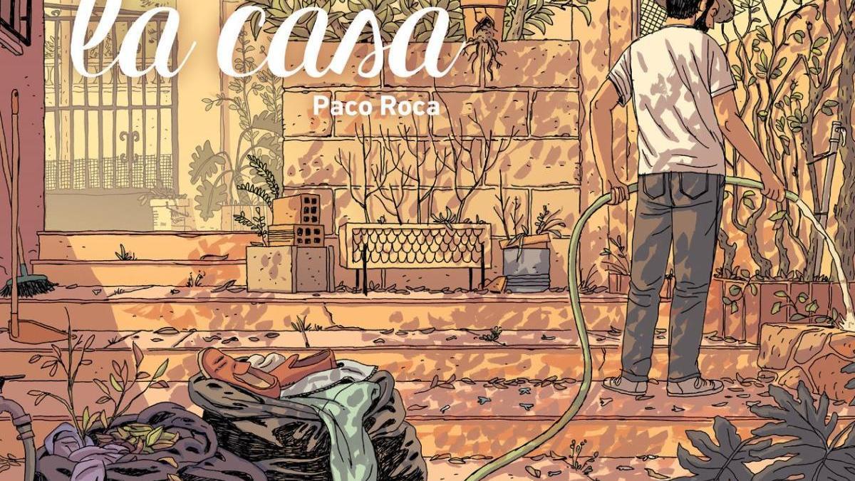 Paco Roca, galardonado con el Eisner a la mejor edición de material internacional
