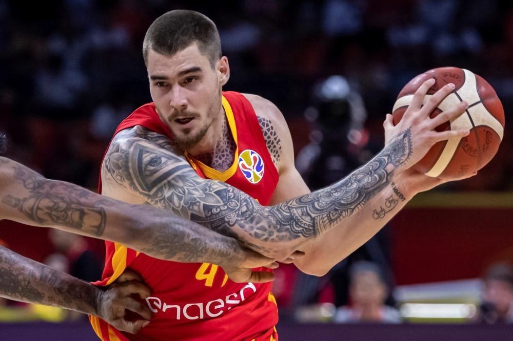 Basketball - FIBA World Cup - Puerto Rico v Spain