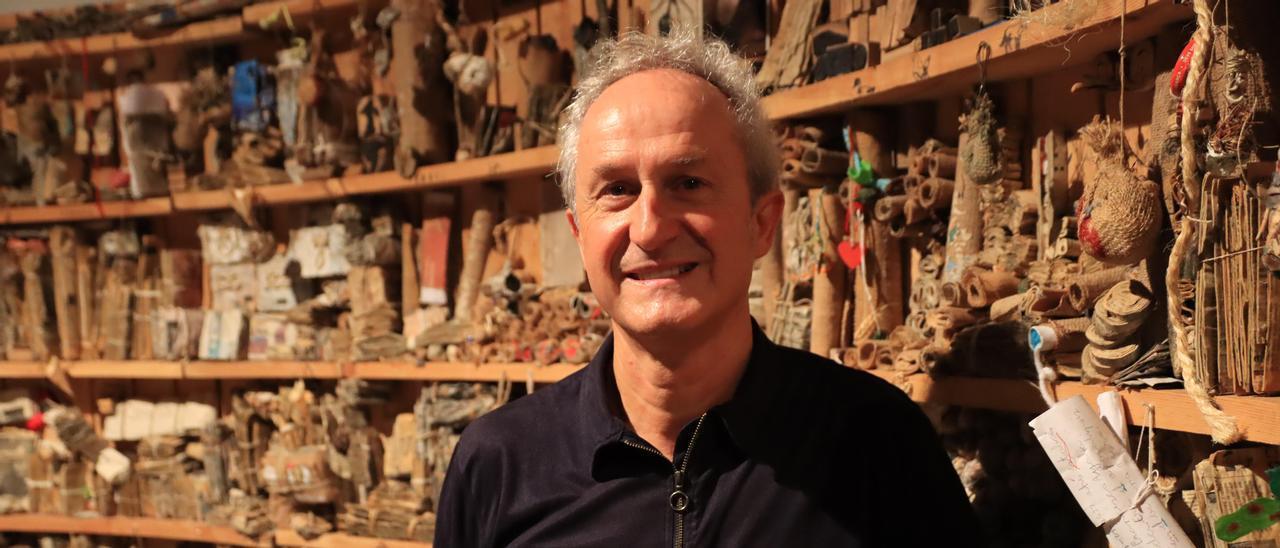José Antonio Portillo: «Hay que mostrar a la población que la cultura ayuda a vivir, como se hizo durante la pandemia»