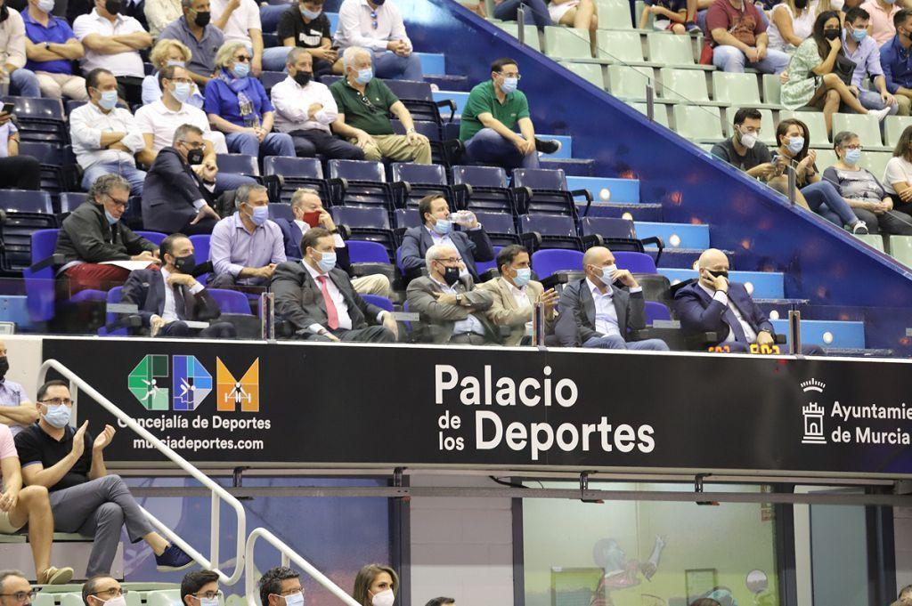 UCAM Murcia CB - Surne Bilbao