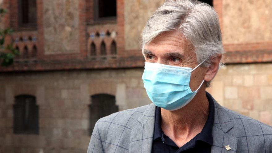 «El que ens fa realment mal és que un 40% de gent no segueix la quarantena»