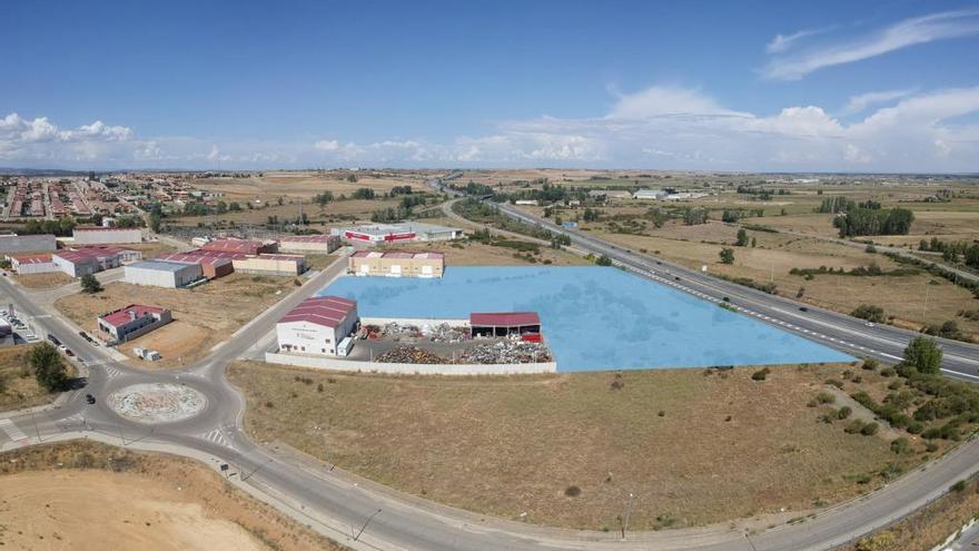 Cuatro empresas presentan ofertas al proyecto de actuación Puerta del Noroeste de Benavente