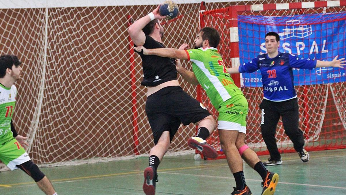 El Sispal Marratxí cae en el derbi balear de Primera ante la Peña Deportiva