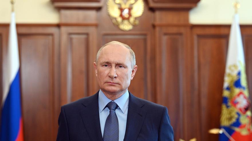 """Putin apuesta por impulsar la alianza con Europa para buscar la """"prosperidad de todo el mundo"""""""