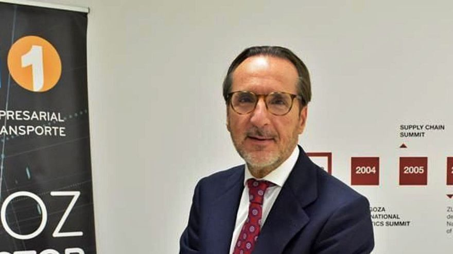 «La logística puede ser en diez años el primer sector económico de Aragón»