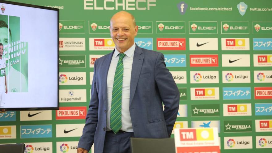 Buitrago: «Contamos con un equipo más compensado y competitivo»