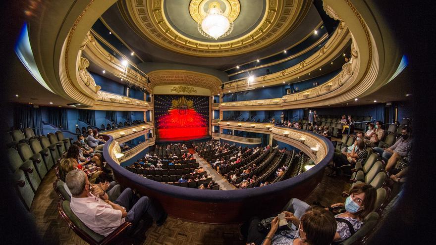 Compromís exige que el bipartito desbloquee la inversión de la Generalitat en el Teatro Principal