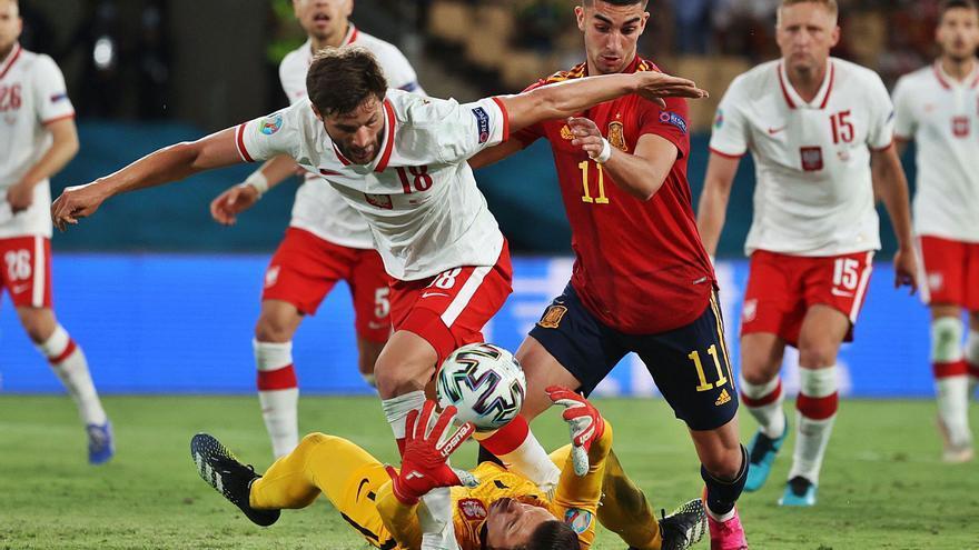 Otro triste empate de La Roja