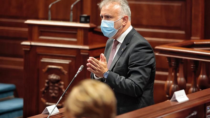 La Televisión Canaria rompe la  unidad de voto del pacto de Gobierno