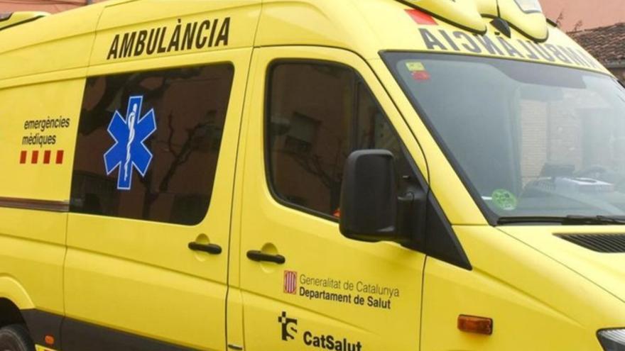 Mor el conductor d'un turisme a l'N-II a Vilademuls que anava en contra direcció