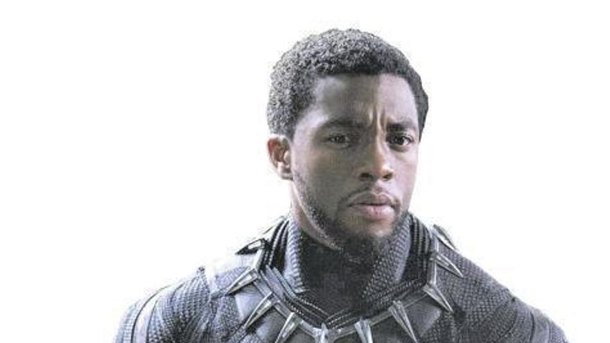 """Black Panther"" de leyenda"