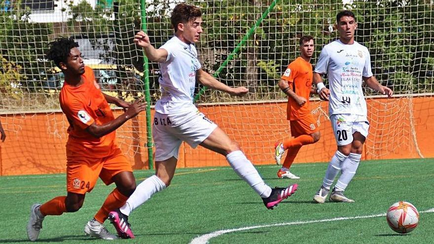 La Peña Deportiva golea al Platges y se adjudica la Copa Federación