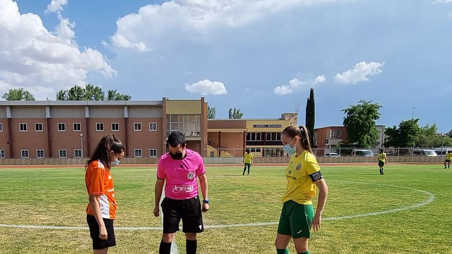 El equipo filial del Amigos del Duero se hizo con la victoria en su enfrentamiento con el Parquesol C (5-2)