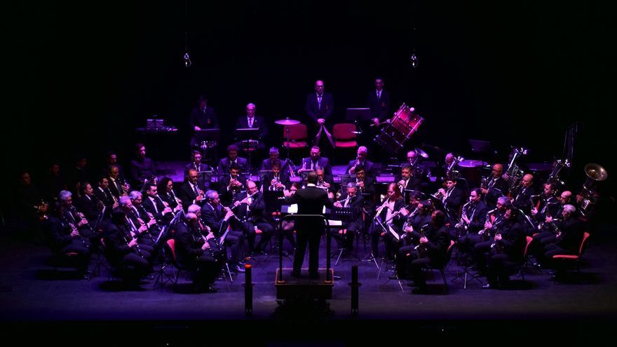El Ayuntamiento de Estepona concede becas de formación en la banda municipal de música a nueve jóvenes