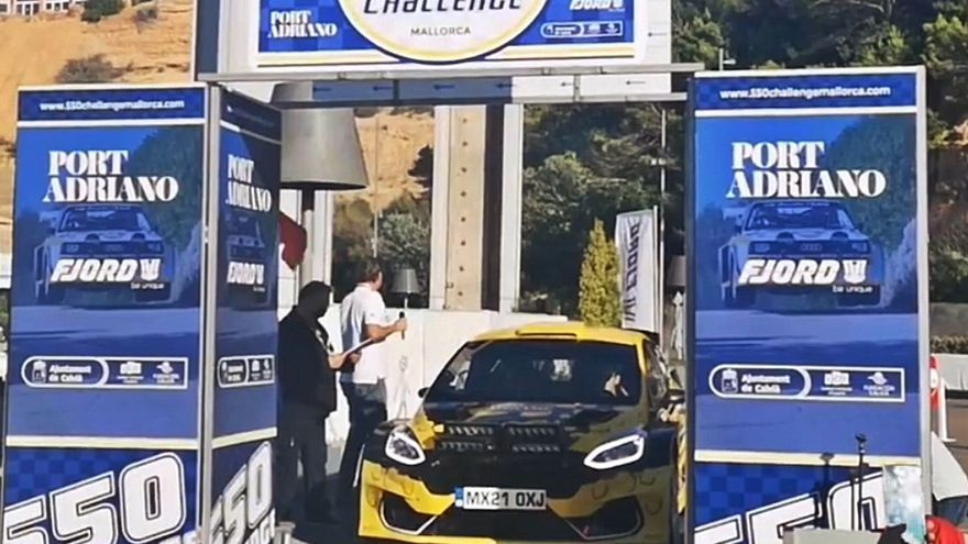 Seb Perez marca el ritmo en la primera jornada del 550 Challenge Mallorca