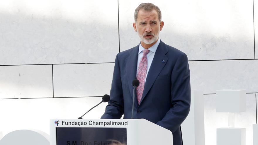 El Rey preside el comité de honor del  Congreso Internacional de Prevención de Ahogamientos