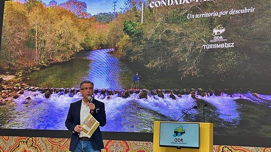 El Xeodestino Condado Paradanta apuesta por el turismo deportivo en Fitur